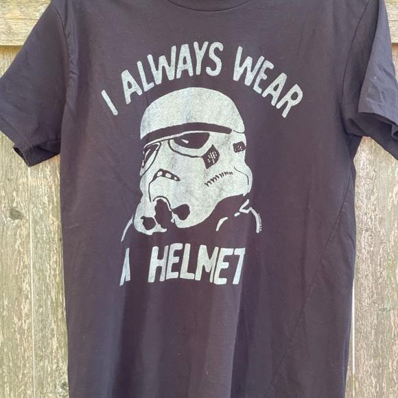 True vintage funniest unofficial Star Wars shirts